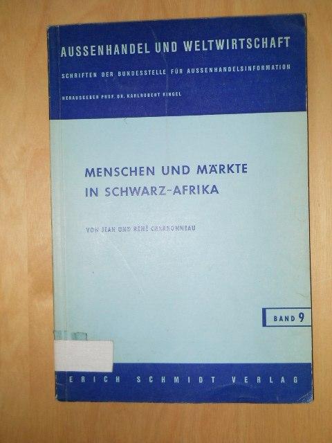 Menschen und Märkte in Schwarz-Afrika