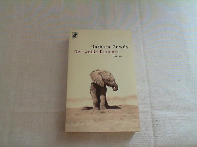 Der weiße Knochen : Roman. Taschenbucherstausg.