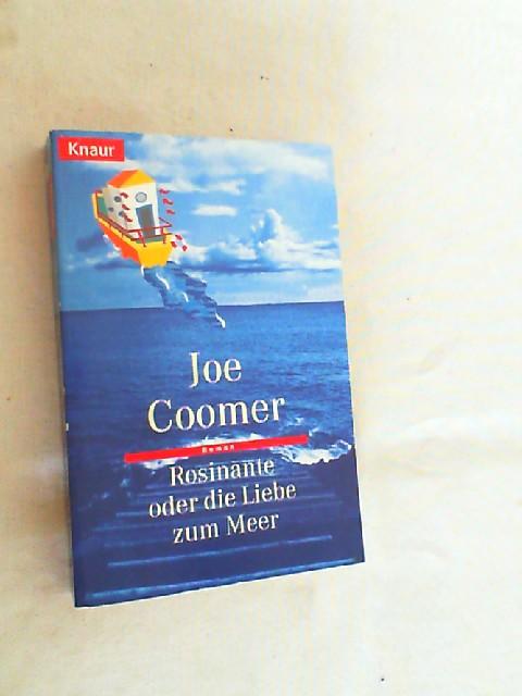 Rosinante oder die Liebe zum Meer : Roman.  Vollst. Taschenbuchausg. - Coomer, Joe