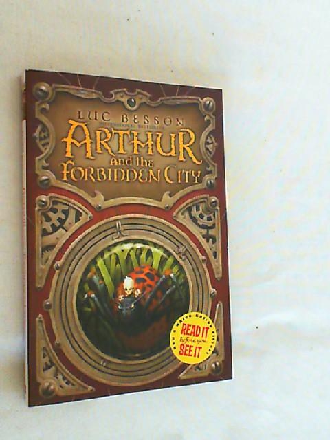 Arthur and the Forbidden City Reprint