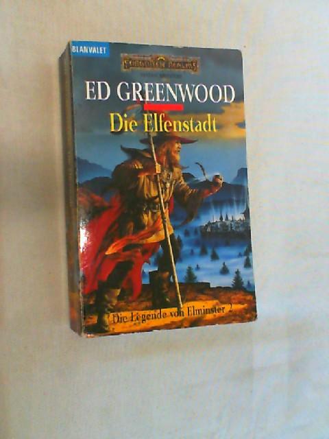 Die Legende von Elminster; Teil: 2., Die Elfenstadt.
