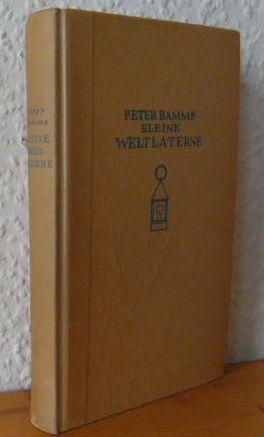Die Kleine Weltlaterne. Mit  Zeichnungen von Olaf Gulbransson. Geschrieben in den Jahren 1923-1935 54. bis 64. Tausend