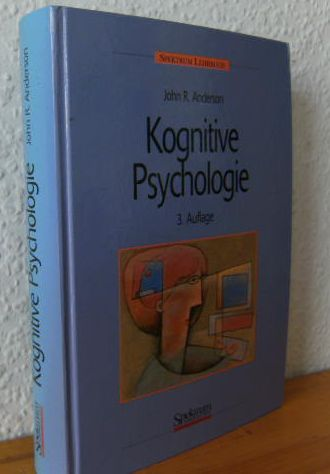 Kognitive Psychologie. Übers. und hrsg. von Ralf Graf und Joachim Grabowski; Titel der Originalausgabe: Cognitive psychology and its implications 3. Aufl.