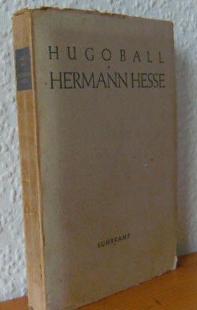 Hermann Hesse. Sein Leben und sein Werk. Mit einem Anhang von Anni Carlsson. 7.-16. Tausend.