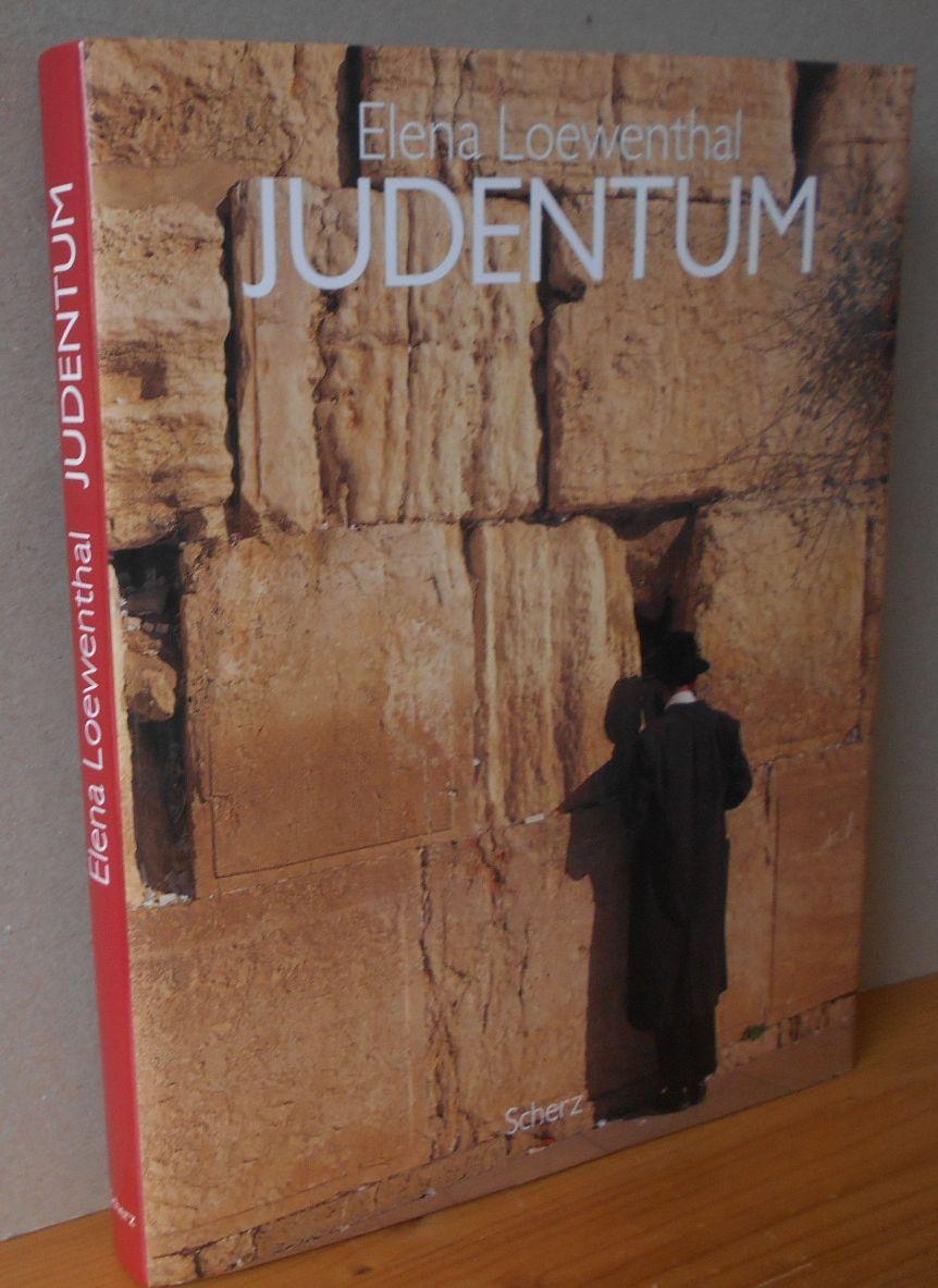 JUDENTUM Übers. aus dem Ital. von Linde Birk 1. Aufl.