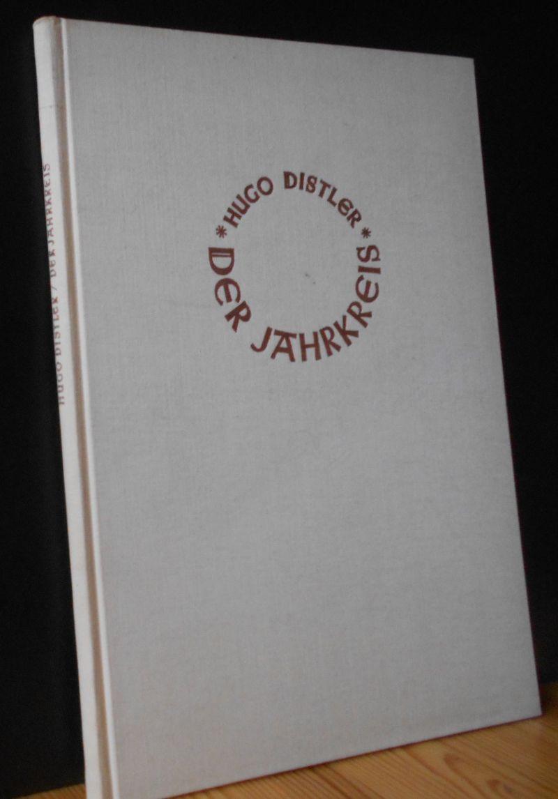 DER JAHRKREIS Eine Sammlung von 52 zwei- und dreistimmigen geistlichen Chormusiken zum Gebrauch in Kirchen, Schul- und Laienchören (Opus 5) 1. Auflage