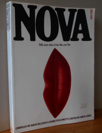 NOVA 1965-1975. The style bible of the 60s and 70s. 1.Auflage, EA