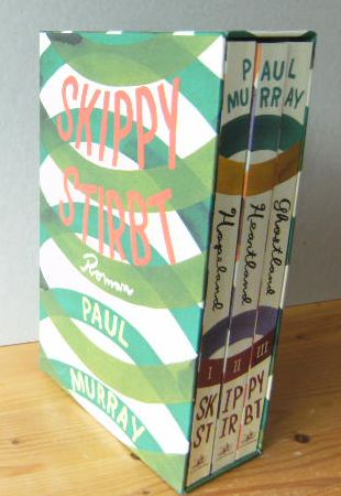 Skippy stirbt 3 Bände: Band 1. Hopeland; Band 2. Heartland.; Band 3. Ghostland 1. Aufl.,