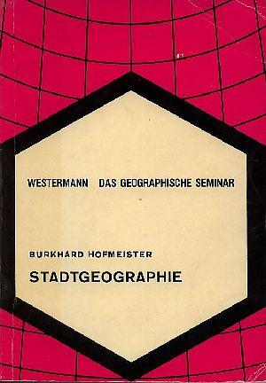 Stadtgeographie