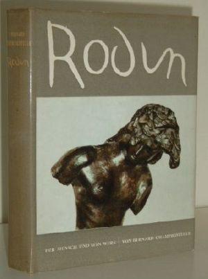 Rodin Fotografie von René-Jacques. Aus dem Französischen von Brigitte Kahr. Lizenzausgabe mit Genehmigung des Somogy-Verlages.