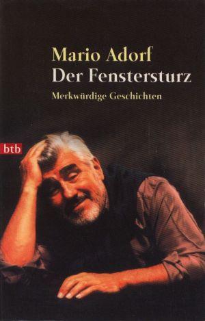 Der Fenstersturz : merkwürdige Geschichten. [Goldmann] ; 72222 : btb ; 1. Auflage