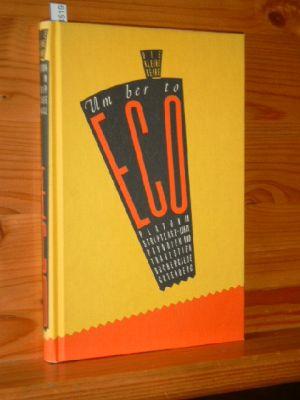 Eco, Umberto: Platon im Striptease-Lokal : Parodien und Travestien. Aus dem Ital. von Burkhart Kroeber, Die kleine Reihe