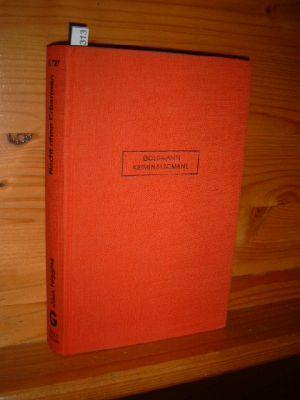 Nacht ohne Erbarmen : Kriminalroman. [Aus d. Engl. übertr. von Norbert Wölfl], Goldmann-Kriminalromane , K 727. Ungekürzte Ausg.