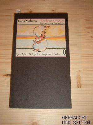 Taschenabenteuer : 53 Geschichten. Aus d. Ital. von Iris Schnebel-Kaschnitz. Mit Zeichn. von Matthias Koeppel, Quarthefte 140.