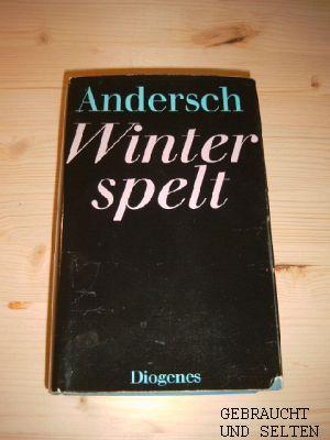 Winterspelt : Roman.