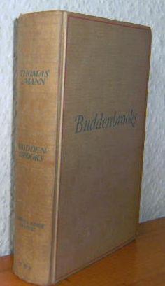 Mann, Thomas: Buddenbrooks. Verfall einer Familie. 851. - 900. Tsd. d. ungek. Sonderausg. 1930 (1036. - 1085. Auflg. aller Ausgaben).