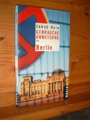 Gebrauchsanweisung für Berlin. Piper ; 7555.