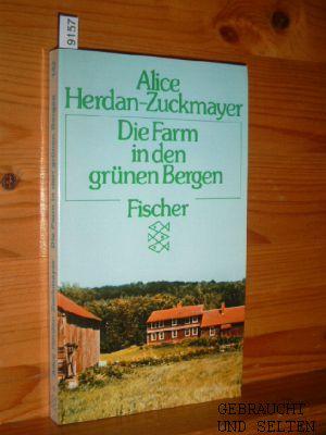 Die Farm in den grünen Bergen. Fischer TB 142. Bearb. Neuausg.,