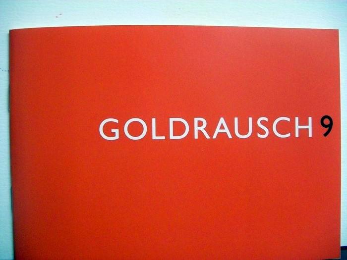 Freybourg, Anne-Marie und Hannah (Konz. u. Org.) Kruse: Goldrausch 9.