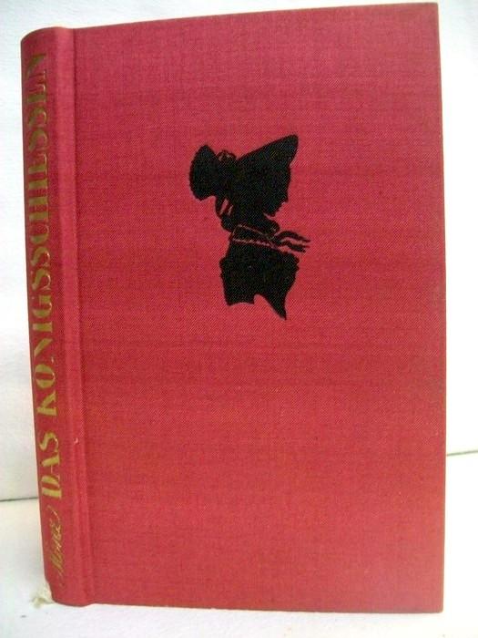 Das Königsschiessen. Roman aus dem alten Berlin. Einbandentwurf und Illustrationen: Gerhard Großmann. 1. Auflage
