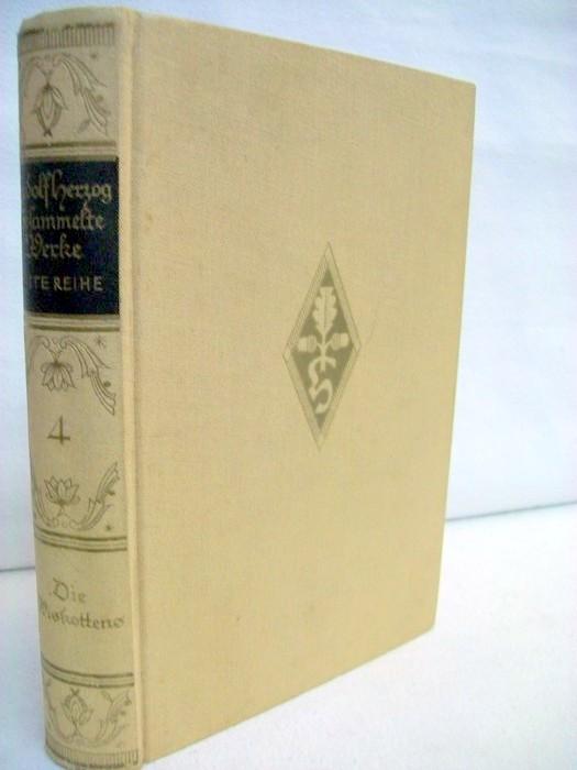 Gesammelte Werke , Erste Reihe in sechs Bänden, Vierter Band, Die Wiskottens 36. - 38. Tausend