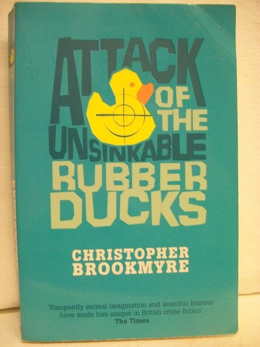 Attack of the Unsinkable Rubber Ducks.