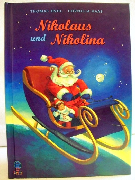 Nikolaus und Nikolina. Eine Vorweihnachtsgeschichte.