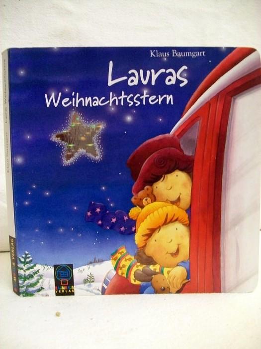 Lauras Weihnachtsstern.