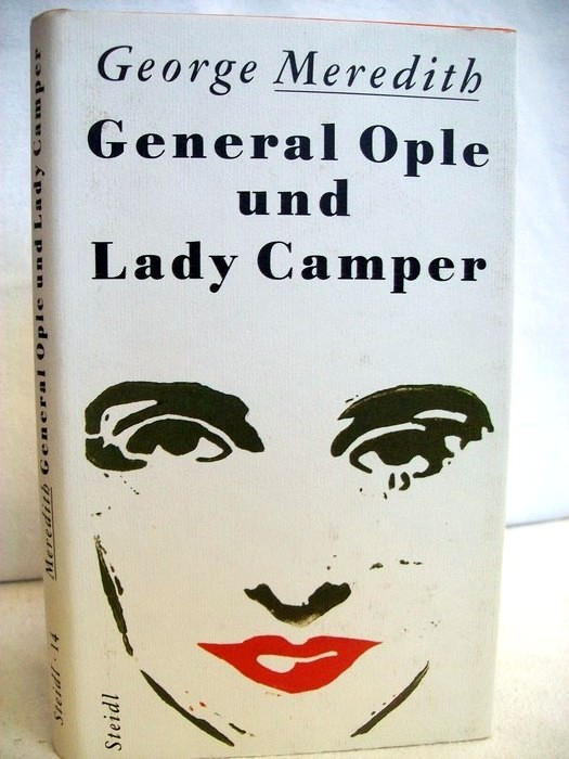 General Ople und Lady Camper. Aus dem Engl. von Joachim Kalka. Ränder - Band 14. 1. Aufl.