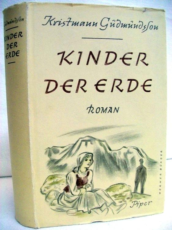 Kinder der Erde. Roman. Aus dem Norwegischen von Else von Hollander-Lossow. 17.-22.Tsd.