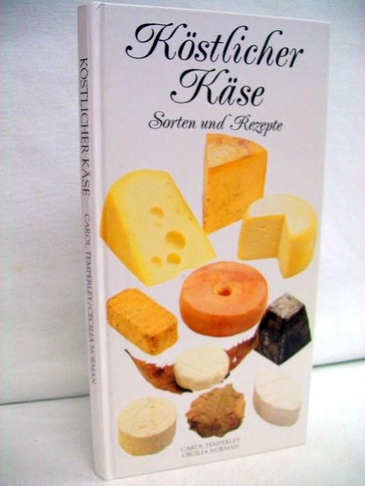 Köstlicher Käse. Sorten und Rezepte.