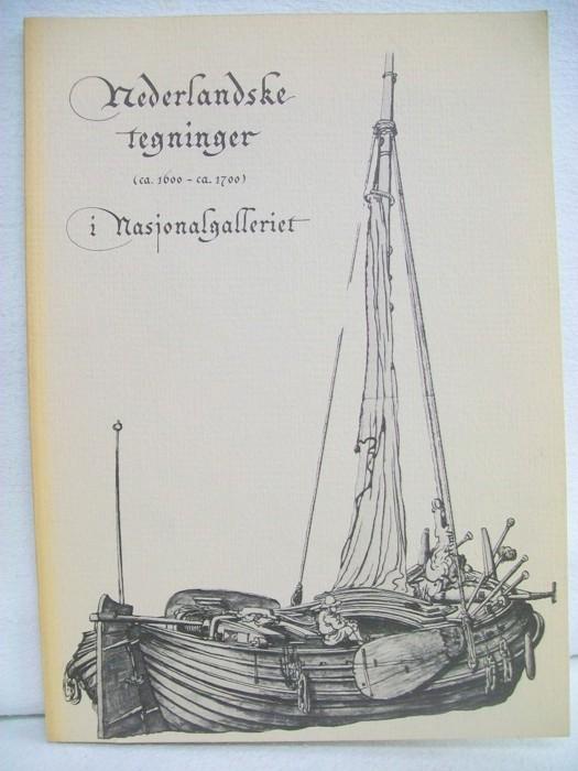 O.A.: Nederlandske Tegninger (ca. 1600- ca. 1700) I Nasjonalgalleriet. Kobberstikk og Handtegningsamlingen Juni-August 1976. Nasjonalgalleriet, Oslo.