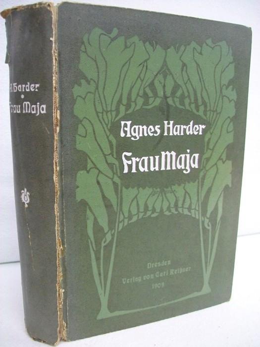 Harder, Agnes: Frau Maja