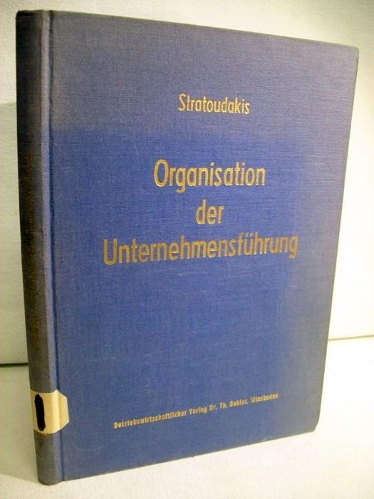 Stratoudakis, Pan: Organisation der Unternehmensführung.