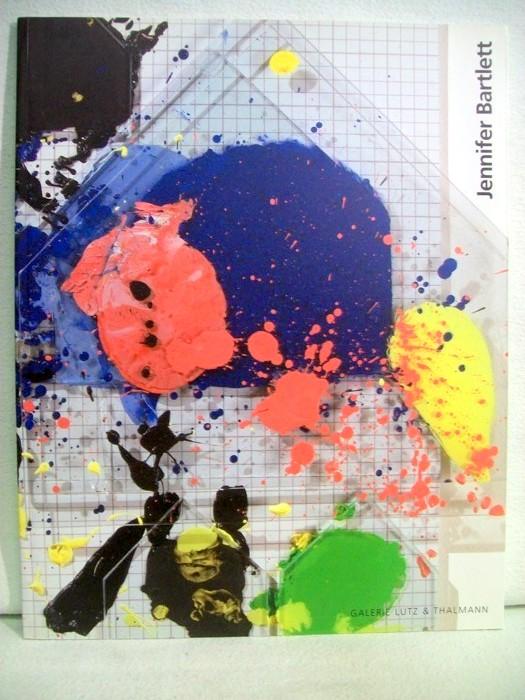 Jennifer Bartlett : [Ausstellung: 23. März bis 12. Mai 2001]. Galerie Lutz & Thalmann