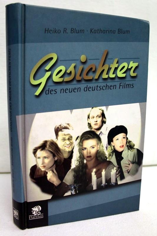 Gesichter des neuen deutschen Films. Unter Mitarb. von Sigrid Schmitt.