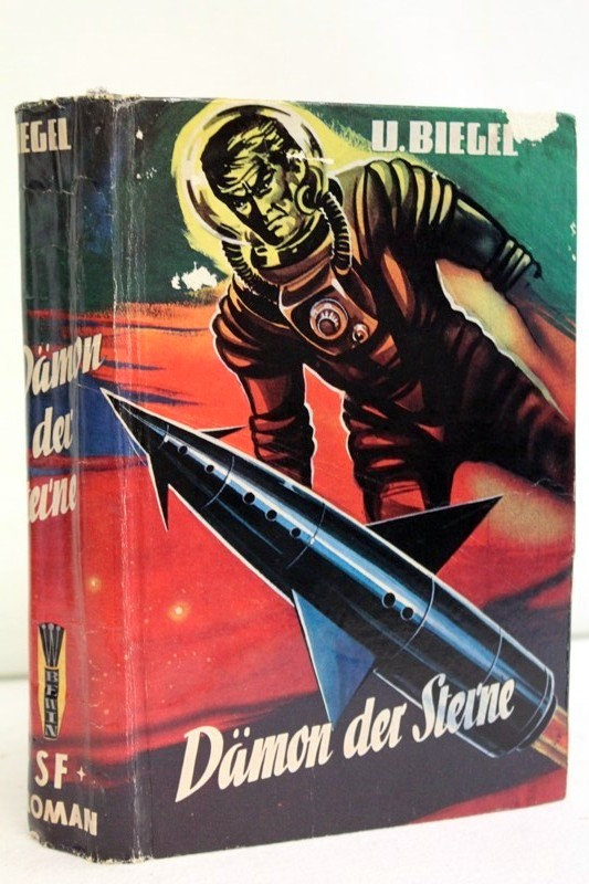 Dämon der Sterne , SF.-Roman Verlags-Nr. 1421