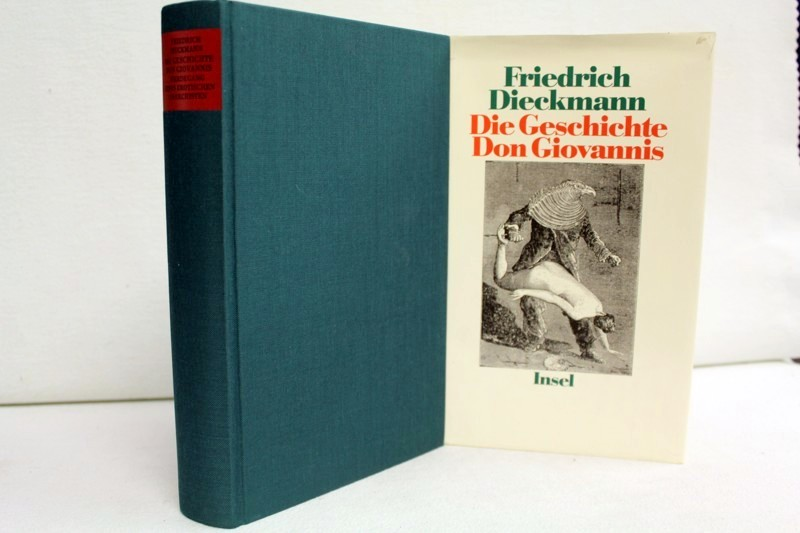 Die Geschichte Don Giovannis. Werdegang eines erotischen Anarchisten. 1. Aufl.