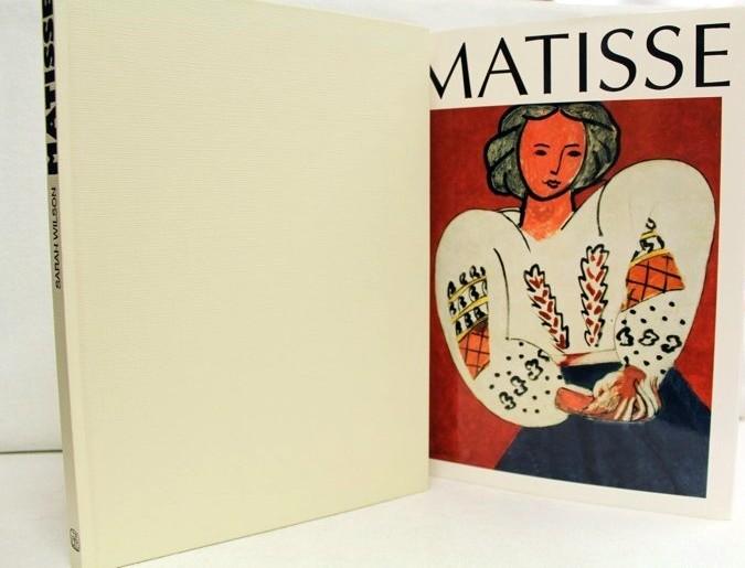 Matisse. Sarah Wilson. Aus dem Englischen übertragen von Brigitte Schmidt.