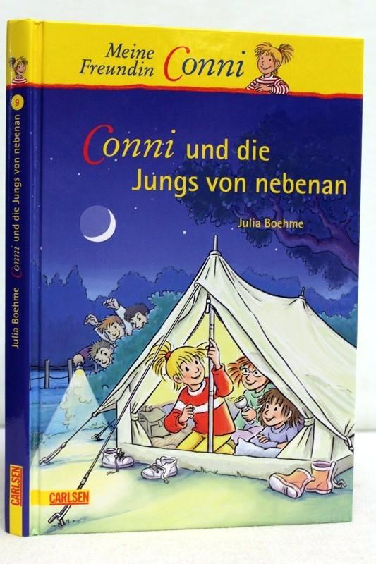 Meine Freundin Conni. Conni und die Jungs von nebenan Mit Bildern von Herdis Albrecht. Band 9.