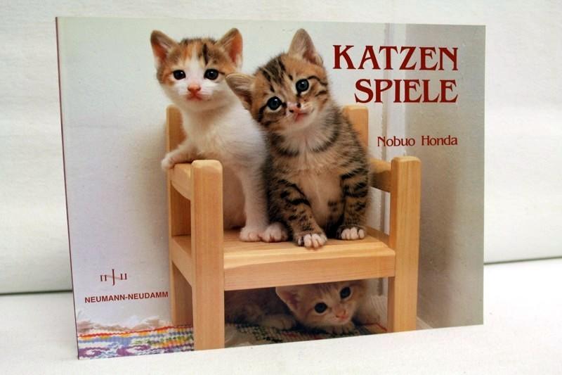 Katzen Spiele - Katzenspiele