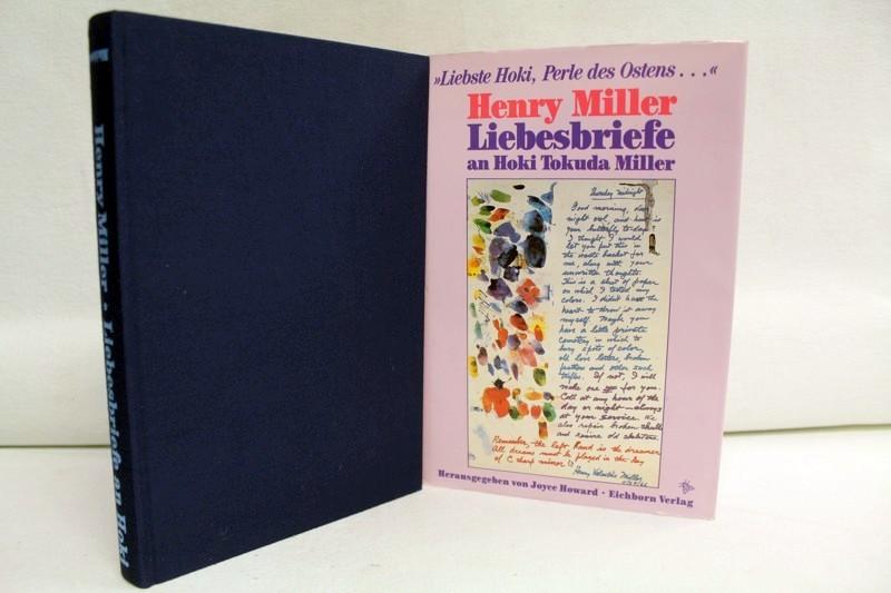 Liebesbriefe an Hoki Tokuda Miller. Übertr. von Antoinette Gittinger 2.Aufl.
