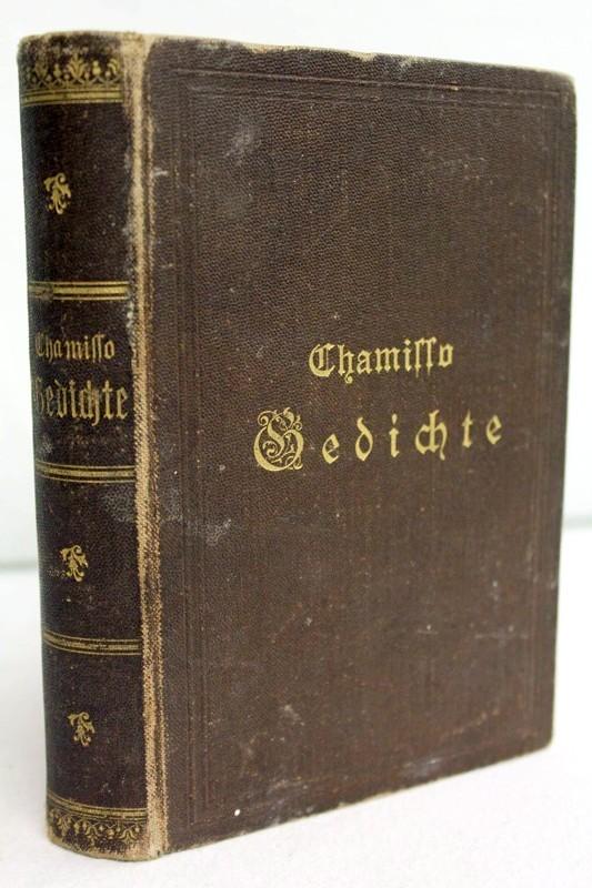 Gedichte von Adelbert von Chamisso.