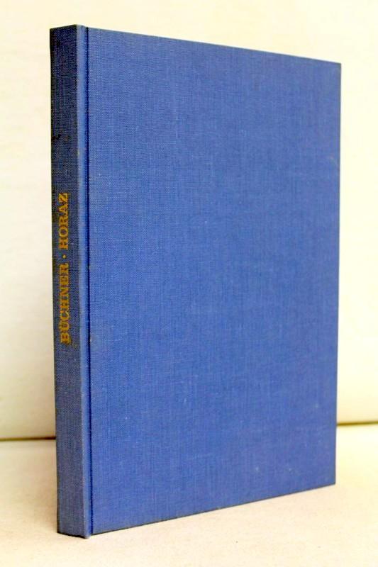 Horaz. Supplementband/ Band 267 2.Auflage