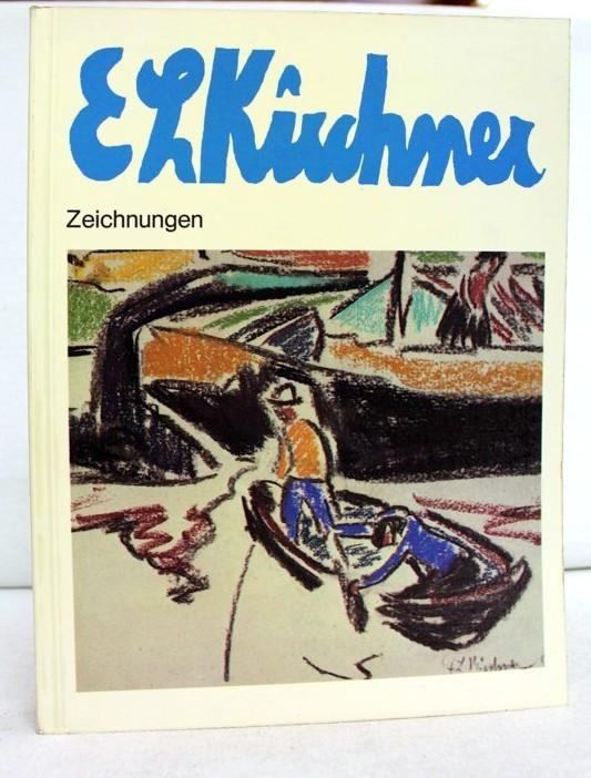 Stadt Aschaffenburg, Ingrid Jenderko-Sichelschmidt und Karlheinz (Katalog) Gabler: E. L. Kirchner. Zeichnungen. Pastelle. Aquarelle. 19. April bis 26. Mai 1980.