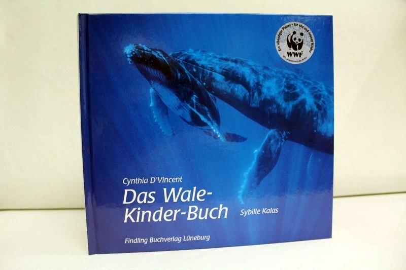 Das Wale-Kinder-Buch. ; Sybille Kalas. [Übers. von Sybille Kalas]