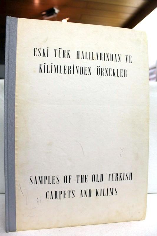 Samples of the Old Turkish Carpets and Kilims. Eski türk halilarindan ve kilimlerinden örnekler.