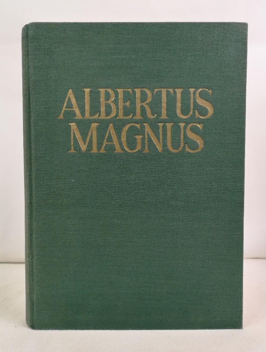 Albert Magnus. Buchgemeinde Bonn.  Religiöse Schriftenreihe. Achter Band. Biographie