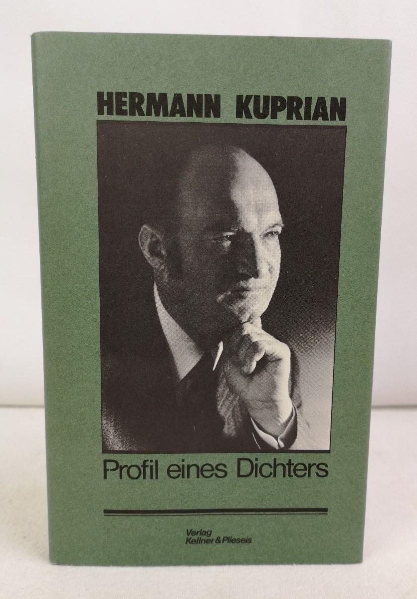 Profil eines Dichters. Hermann Kuprian. 1. Auflage