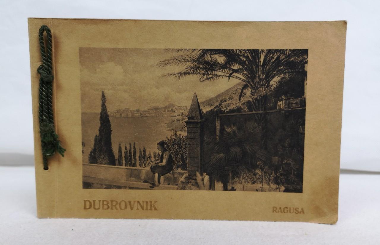 Dubrovnik. Ragusa. 12 Ansichten.